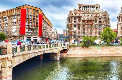 מלון מרקיור בוקרשט Mercure Bucharest City Center